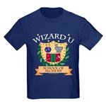 Wizard U Alchemy RPG Gamer HP Kids Dark T-Shirt