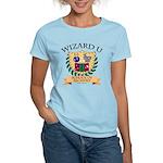 Wizard U Alchemy RPG Gamer HP Yellow T-Shir