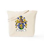 Stengel Family Crest Tote Bag