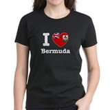 I love Bermuda Tee