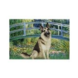Bridge / G-Shep Rectangle Magnet