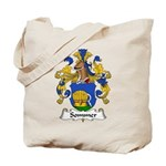 Sommer Family Crest  Tote Bag