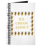 ice cream addict Journal