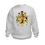 Schuster Family Crest Kids Sweatshirt