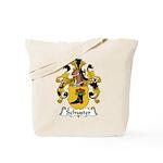 Schuster Family Crest Tote Bag