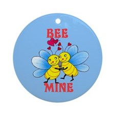 Bee Mine Ceramic Keepsake