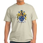 Schultheis Family Crest Light T-Shirt