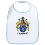 Schultheis Family Crest Bib