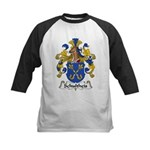 Schultheis Family Crest Kids Baseball Jersey