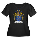 Schultheis Family Crest Women's Plus Size Scoop Ne