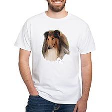 Rough Collie Art Shirt