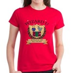 Wizard U Alchemy Gamer RPG HP Red T-Shirt