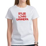 Rylee Loves Grandpa Tee