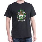 Schaven Family Crest Dark T-Shirt