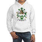 Schaven Family Crest Hooded Sweatshirt