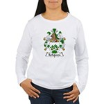 Schaven Family Crest Women's Long Sleeve T-Shirt