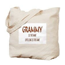 GRAMMY IS THE NAME.. Tote Bag