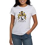 Schantz Family Crest Women's T-Shirt