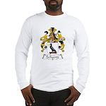 Schantz Family Crest Long Sleeve T-Shirt