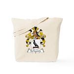 Schantz Family Crest Tote Bag
