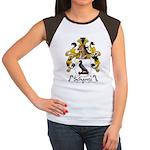 Schantz Family Crest Women's Cap Sleeve T-Shirt