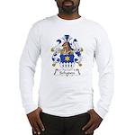 Schaden Family Crest  Long Sleeve T-Shirt