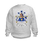 Schaden Family Crest  Kids Sweatshirt