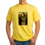 Mona's G-Shepherd Yellow T-Shirt