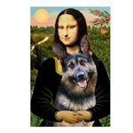Mona's G-Shepherd Postcards (Package of 8)