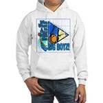 Basketball Hooded Sweatshirt