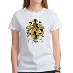 Plass Family Crest Women's T-Shirt