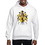 Plass Family Crest Hooded Sweatshirt
