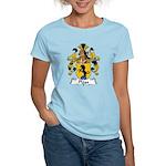 Plass Family Crest Women's Light T-Shirt