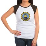 Anchorage Gang Task Force Women's Cap Sleeve T-Shi