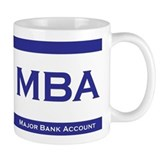 MBA II Small Mugs