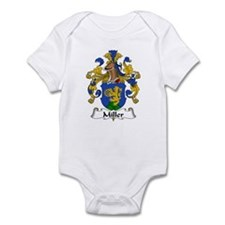 Miller Family Crest  Infant Bodysuit