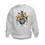 Miller Family Crest  Kids Sweatshirt