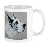 Harlequin Great Dane Mug