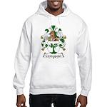 Lindequist Family Crest Hooded Sweatshirt