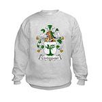 Lindequist Family Crest Kids Sweatshirt