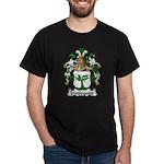 Lindequist Family Crest Dark T-Shirt