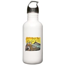 18th Annual Tampa Bay Marathon Swim Water Bottle