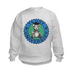 Teddy University Kids Sweatshirt