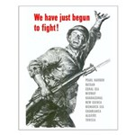 Patriot Just Begun to Fight Small Poster