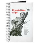 Patriot Just Begun to Fight Journal