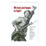 Patriot Just Begun to Fight Postcards (Package of