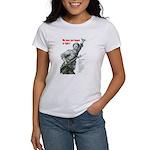Patriot Just Begun to Fight (Front) Women's T-Shir