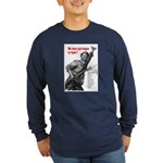 Patriot Just Begun to Fight (Front) Long Sleeve Da