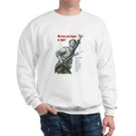 Patriot Just Begun to Fight Sweatshirt