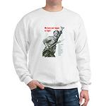 Patriot Just Begun to Fight (Front) Sweatshirt